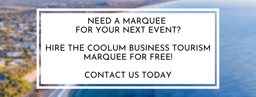 MARQUEE HIRE WEBSITE BANNER - In The Community